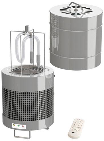 Облучатель-рециркулятор бактерицидный комбинированный передвижной «Светолит Аэро-50»